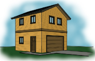 Garage Plans With Apartments At Garageplans123